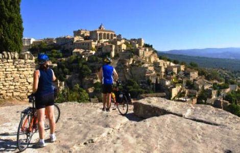 Provence Challenge Bike Detours In France