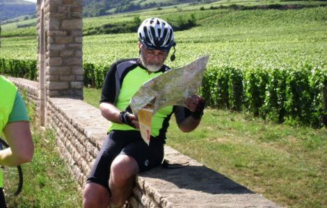 Burgundy CHALLENGE Bike Tour