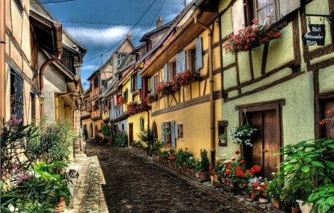 YOUR Alsace Custom Bike Holiday